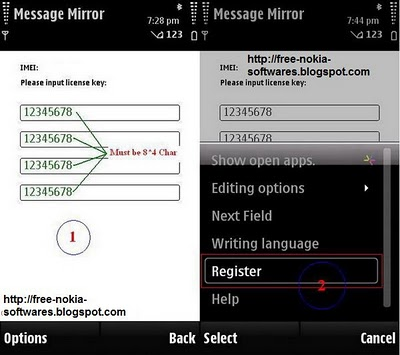 Message Mirror v3.00